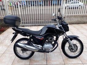 Honda Cg Fan Esdi 150cc 2013/2014