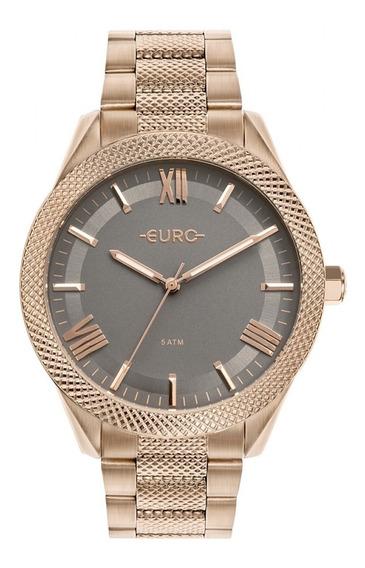 Relógio Euro Feminino Ref: Eu2035ysa/4c Fashion Rosé