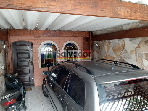 Sobrado Na Vila Moraes  -  São Paulo - 8218