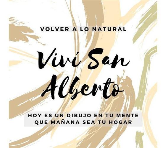 Lotes En Venta En Villa San Alberto Pueblo Rural