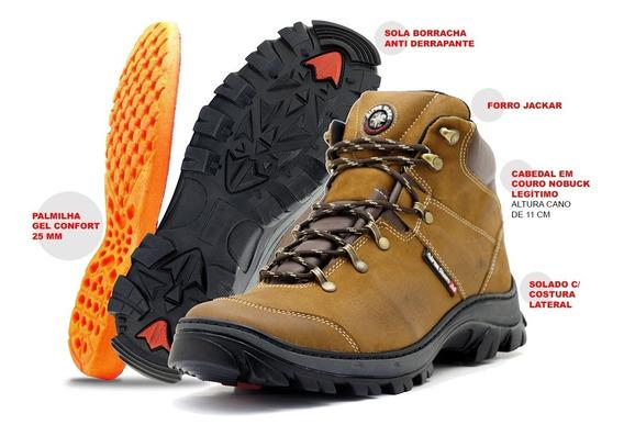 Bota Coturno Masculino Trilha Adventure Competição Montanha