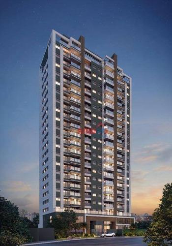 Apartamento 87 M², Condomínio Landscape, 3 Dormitórios, 1 Suite, 2 Vagas, Centro, Osasco - Ap1026