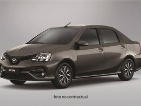 Toyota Etios 1.5 X 6m/t 4p