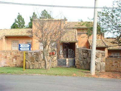 Casa Com 5 Dormitórios À Venda, 600 M² Por R$ 4.500.000 - Condomínio Chácaras Do Alto Da Nova Campinas - Campinas/sp - Ca12963