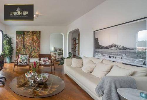 Imagem 1 de 23 de Apartamento Com 4 Dormitórios À Venda, 245 M² - Morumbi - São Paulo/sp - Ap49145