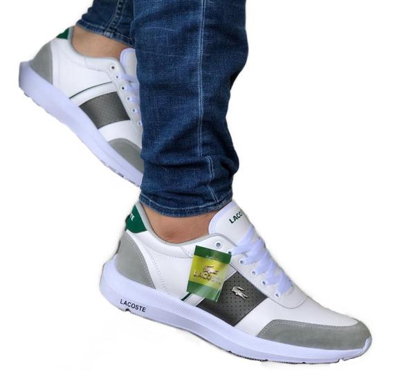 Tenis Zapatos Calzado Deportivo Caballeros 37/43
