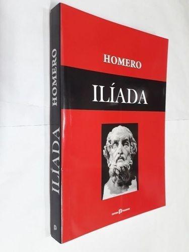 Livro Ilíada Homero