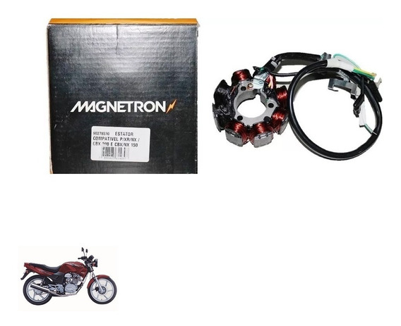 Estator Xr/nx E Cbx 200 Strada Nx/cbx 150- Magnetron
