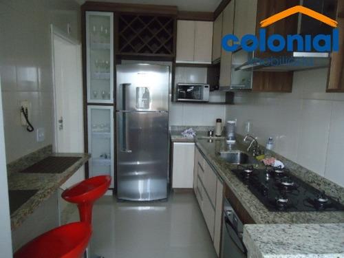 Apartamento 2 Quartos 1 Vaga Garagem Ed. Vila Arens, Vila Arens/jundiaí - Ap01312 - 69218529