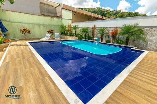 Linda Casa Com Lazer Particular E Quintal - V-1131