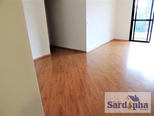 Imagem 1 de 15 de Apartamento Para Venda, 3 Dormitório(s) - 2383