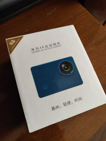 Camera Xiaomi Seabird 4k 12mp Blue Original