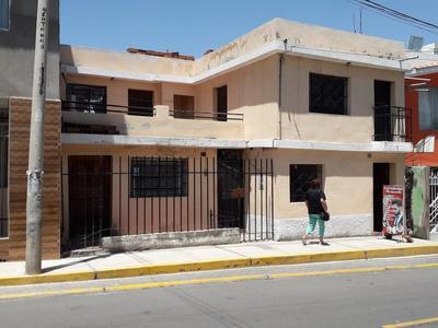 Vendo Casa Y/o Terreno En Paucarpata - 200m2