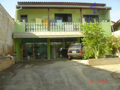Casa Residencial À Venda, Parque Das Colinas, Valinhos - Ca0162. - Ca0162