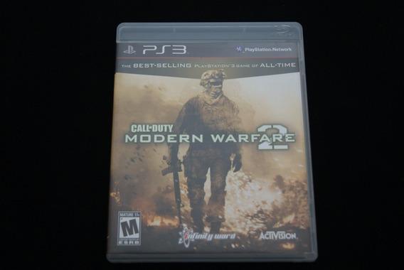 Jogo Ps3 - Call Of Duty 2 Modern Warfare