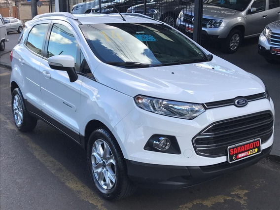 Ford Ecosport 2.0 Titanium 16v Flex 4p Manual