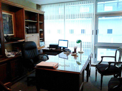 Oficina Frente Al Bhu, Porteria 24 Hs