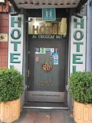 Hotel.uruguay Alquiler Habitaciones Mensuales