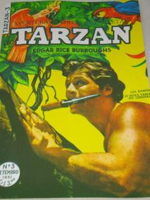 Tarzan Nº 3 De 1951 Ebal Lex Barker Na Capa Veja Descrição