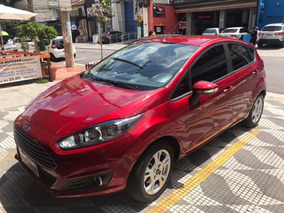 Ford Fiesta 1.6 16v Sel Style Flex 5p 2017