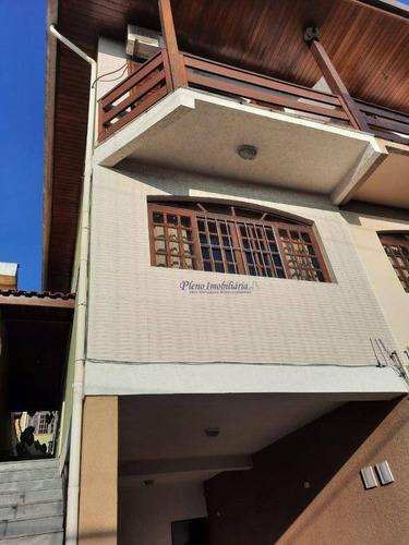 Imagem 1 de 30 de Sobrado Com 4 Dormitórios À Venda, 200 M² Por R$ 720.000,00 - Cipava - Osasco/sp - So0520