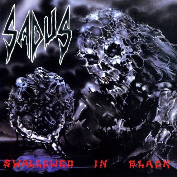 Sadus - Swallowed In Black - Cd