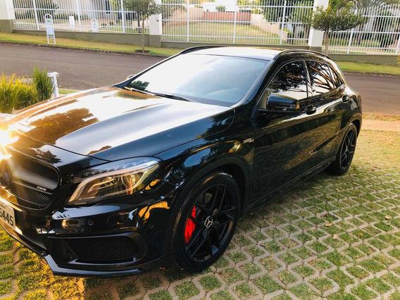 Mercedes-benz Classe Gla 2.0 Amg 4matic 5p 2015