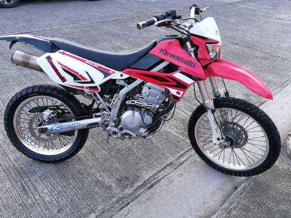 Kawasaki Klx250s Moto