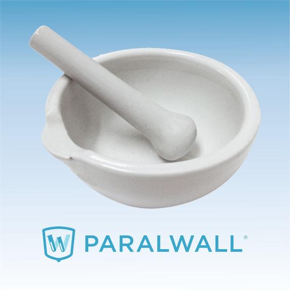 Mortero De Porcelana Con Pilon 81mm Paralwall
