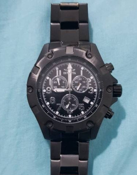 Relógio Masculino Invicta Specialty Preto - Menor Preço!!!