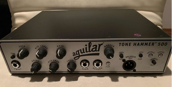 Amplificador Aguilar Th500