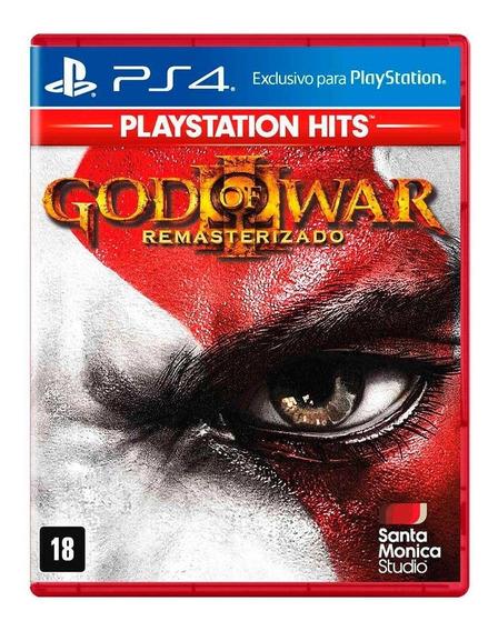 God Of War Iii Remasterizado - Ps4