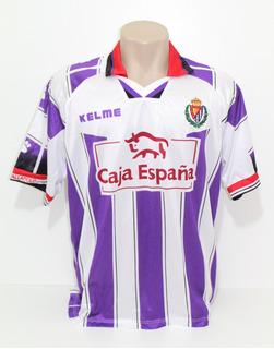 Camisa Original Real Valladolid 1997/1998 Home