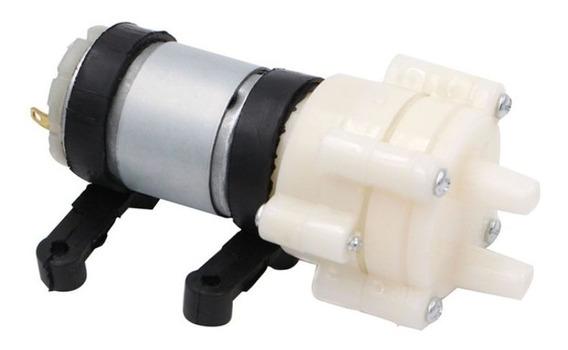 Mini Bomba De Água E Vácuo P/ Arduino , Irrigarção E Outros