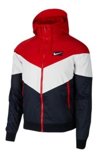 Jaqueta Corta Vento Nike Windrunner Masculina Impermeável