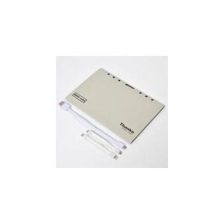 Thanko Organizador Personal Ultra Thin Power Bank 8,000mah R
