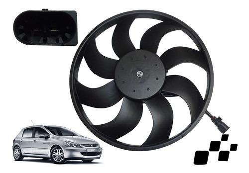 Imagem 1 de 4 de Ventoinha Peugeot 206 2003 2004 2005 2006 C/ Ar Condicionado