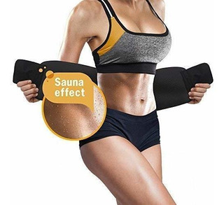 Cinturon Reductor De Peso Perfotek Waist Trimmer Belt