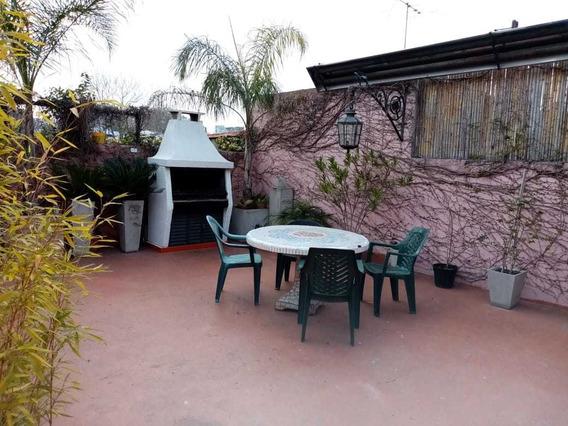 Casa En Palermo, Con Terraza Y Parrilla Alquiler Temporal