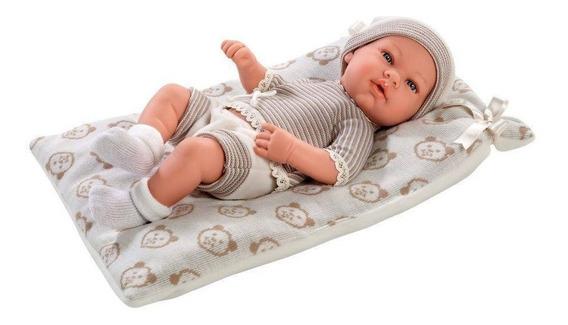 Boneco Baby Rick Elegance Baby Brink