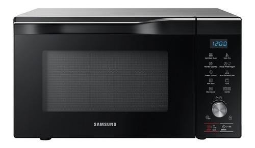 Microondas Grill Samsung MC32K7055  acero inoxidable y negro 32L 220V