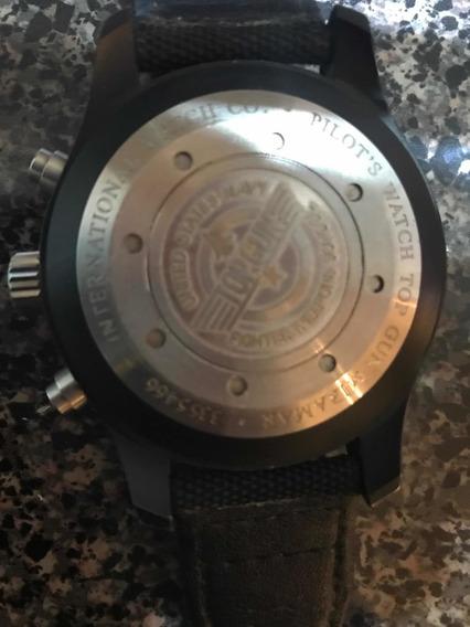 Reloj Iwc Top Gun Pilots SeminuevoUnico Dueño Original