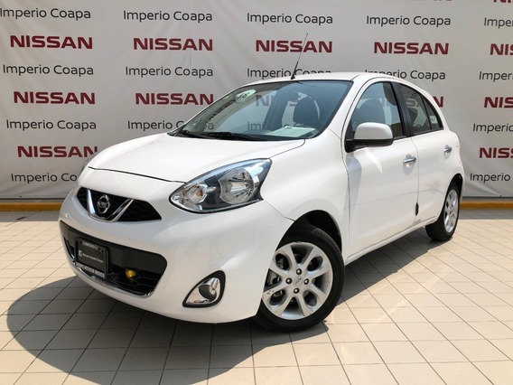 Nissan March Advance Estandar 2018