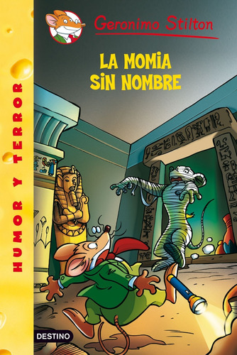 Imagen 1 de 3 de La Momia Sin Nombre De Geronimo Stilton - Planeta