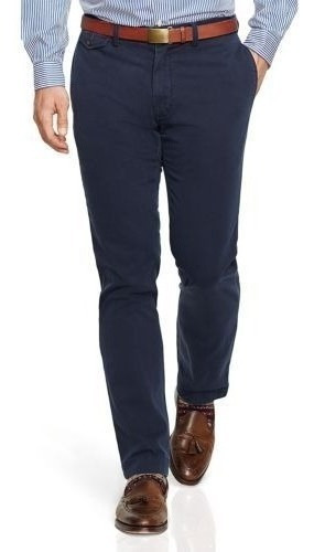Pantalones De Vestir Casual Para Caballeros Beige Azul Slim