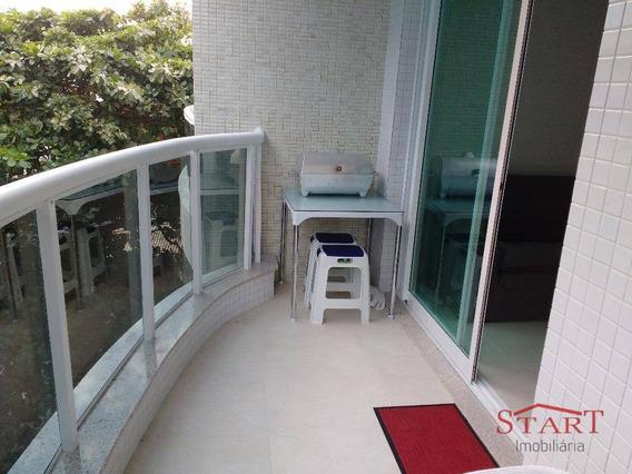 Apartamento Residencial À Venda, Algodoal, Cabo Frio. - Ap0041