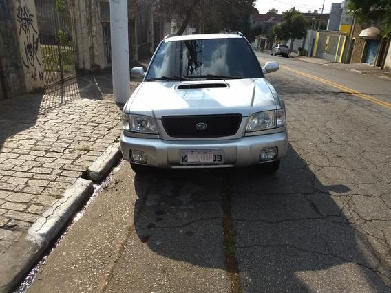 Subaru Forester 2002 Oportunidade Unica Confira!!!
