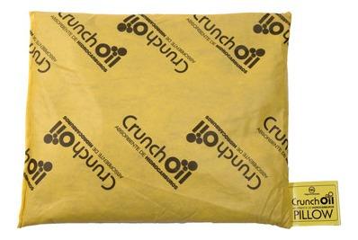 Travesseiro Absorvente De Óleos E Hidrocarbonetos Crunchoil