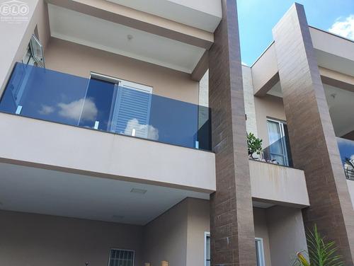 Sobrado A Venda Projeto Moderno No Jardim Esplanada Em Indaiatuba - Sp. - Ca05393 - 69298038