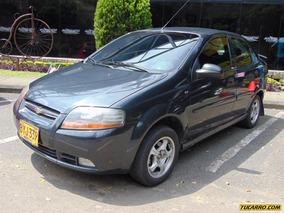Chevrolet Aveo Ls Mt 1400cc Aa
